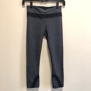 Lululemon patterned leggings, size 2